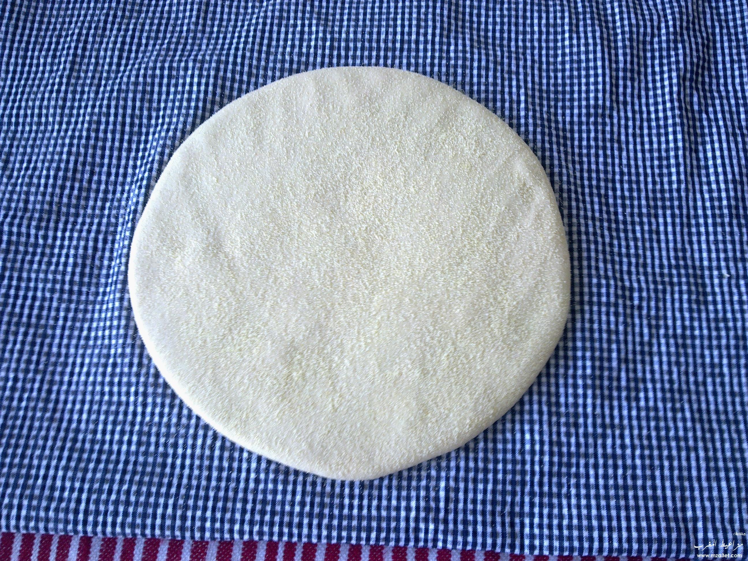 الخبز المغربي من كوزينتي بالتفصيل