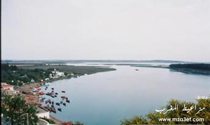 بحيرة المرجة الزرقاء...محمية عالمية